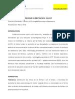 Protocolo Sindrome de Abstinencia 2013