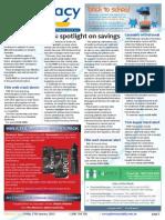 Pharmacy Daily for Fri 17 Jan 2014 - NPS