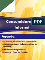 Comportamiento del Consumidor en Internet.