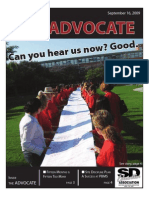 September 2009 Advocate