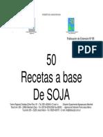 50 Recetas de Cocina Con Soya