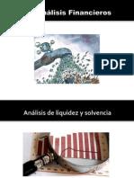1.3 Análisis Financieros