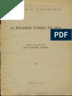 La invasión yanqui en 1914