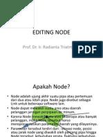 6. Editing Node
