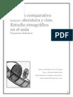 Analisis Comparativo Entre Literatura y Cine
