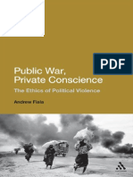 Andrew Fiala Public War, Private Conscience the Ethics of Political Violence 2010