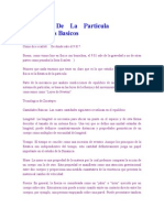 19241452 Estatica de La Particula Conceptos Basicos