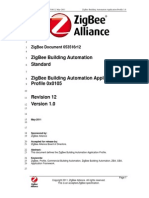 12001r01ZB MWG-ZigBee Building Automation Standard Version 1.0 Public Downl