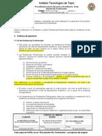 Ittepic-Ac-po-007 Procedimiento de Residencias Profesionales