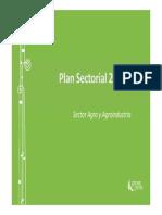 Plan Sector Agro y Agroindustria 2012