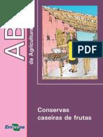 EMATER Conservas Caseiras Frutas