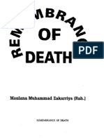 Maulana Muhammad Zakarriya (Rah.)