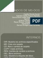 Comandos de Ms-dos (1)