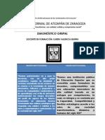 Diagnóstico Grupal Sor Juana