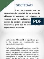 Las Sociedades (Mercantil i) (1)