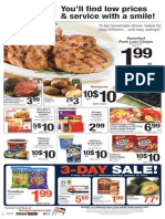 King Soopers超级市场1月15日到22日优惠