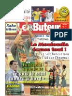 LE BUTEUR PDF du 22/09/2009