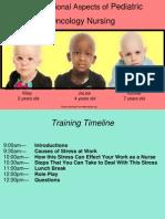 Pediatric Oncology Nursing