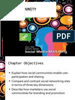 Mercadeo en Redes sociales cap 5