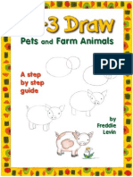 Draw Pets and Farm Animals
