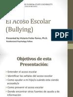 El Acoso Escolar (Bullying)