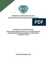 Kak Rdtr Karubaga Kabupaten Tolikara