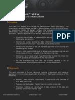 OEE Analysis and Training