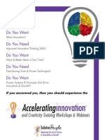 Accelerating Innovation Training [SolutionPeople v2.0]