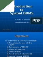 SD02 Introduction SDBMS
