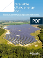 Safe and Reliable Photovoltaic Energy Generation En