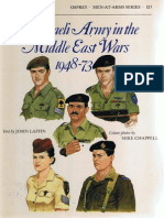 Osprey - Men at Arms 127 - The Israeli Army in the Middle East Wars 1948-1973