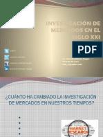 IM Sesion 08 Investigacion de Mercados en El Siglo XXI