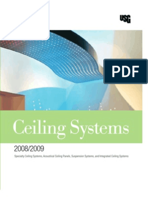 Usg Ceilings Systems Catalog En Sc2000 Green Building Recycling