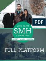 Team SMH Full Platform