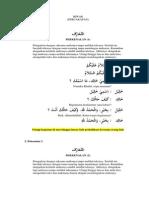 Buku Bahasa Arab Hiwar (Percakapan)