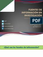 IM Sesion 06 Fuentes de Informacion
