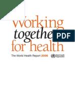 World Health Report 2006