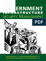 Government Infrastructure Security Management