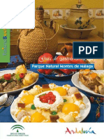 Guia de gastronomía del Parque Natural Montes de Málaga