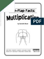 Fun Math Flaps
