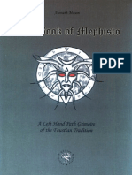 Mason, Asenath - Book of Mephisto - A Left Hand Path Grimoire of the Faustian Tradition