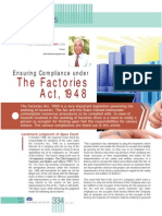 Compliances Under Factories Act