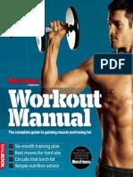 Men's Fitness Workout Manual 2013 (UK) - FiLELiST