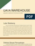 Ppt Data Warehouse