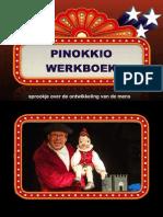 Pinokkio Werkboek Van Schoolgoochelaar Aarnoud Agricola c
