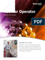 Nuclear Operator Job Preview