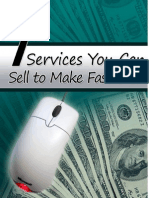 7 Services You Can Sell