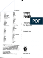01.Colloquial Polish
