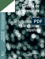 35 años de contribución a la sociedad española