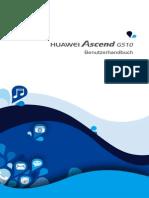 Huawai Ascend G510 Benutzerhandbuch